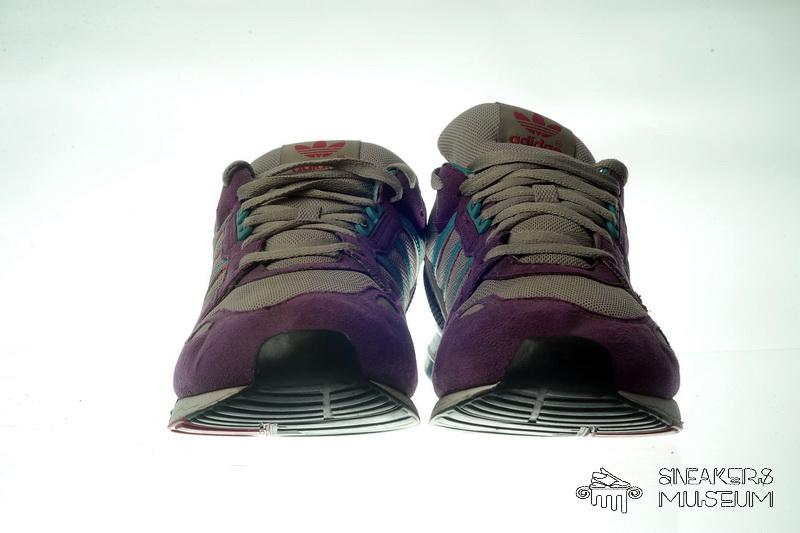 superior quality 1af00 08596 Adidas ZX 900 purple blue gray Varsity pack 9 uk — 43 RARE ...